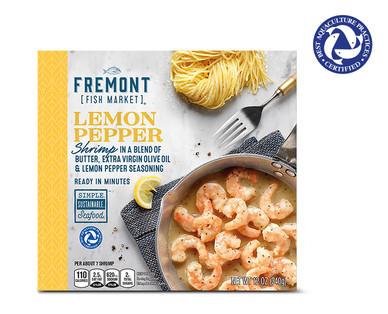 Fremont Fish Market Shrimp Scampi or Lemon Pepper Shrimp View 2