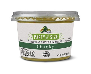 Park Street Deli Party Size Chunky Guacamole View 1