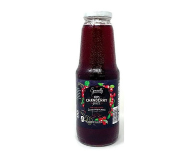 Specially Selected Premium 100% Juices Cranberry