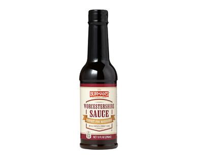 Burman's Worcestershire Sauce