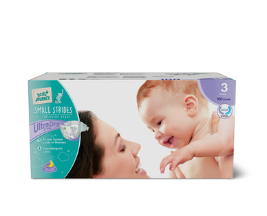 Little Journey Size 3 Club Pack Diapers