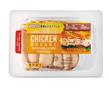 Lunch Mate Rotisserie Chicken