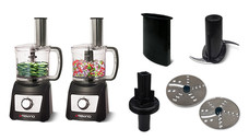 Ambiano 3-Cup Food Processor