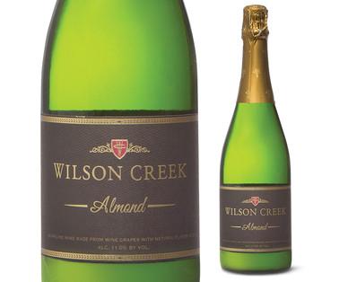 Wilson Creek Almond Sparkling
