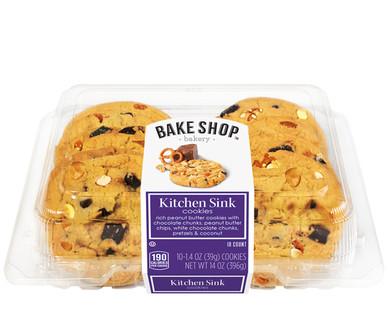 Bake Shop Kitchen Sink Cookies