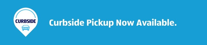 Curbside Pickup Now Available.