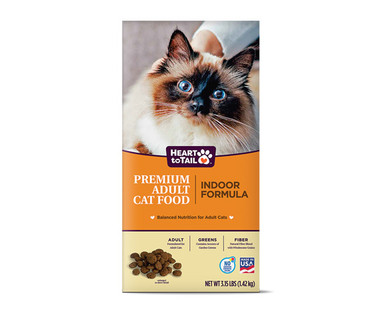 Heart to Tail Indoor Cat Formula Dry Cat Food