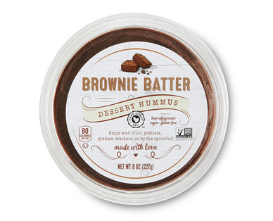 Park Street Deli Brownie Batter Dessert Hummus