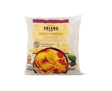 Priano Italian Sausage or Chicken Parmesan Ravioli View 2