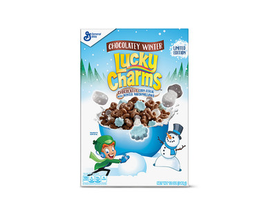General Mills Chocolate Lucky Charms or Sugar Cookie Toast Crunch View 1