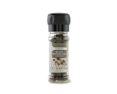 Stonemill Peppercorn Grinder