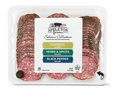 Appleton Farms Salami Collection