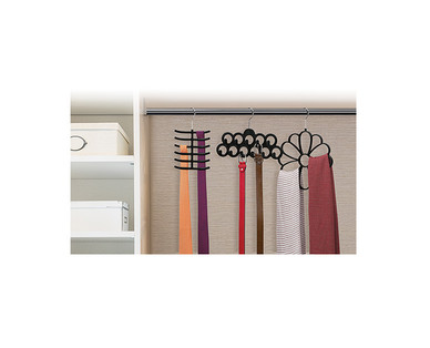 Easy Home 3-Pack Accessory Hangers View 1