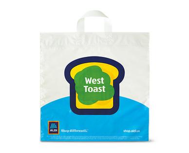 ALDI West Side Plastic Shopping Bag