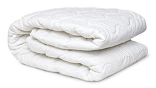 Huntington Home Luxury Quilted Queen or King Mattress Pad