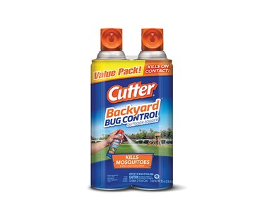 Cutter Backyard Bug Control Spray or Fogger View 1