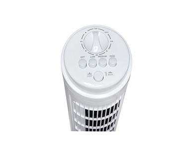 Easy Home Tower Fan View 2