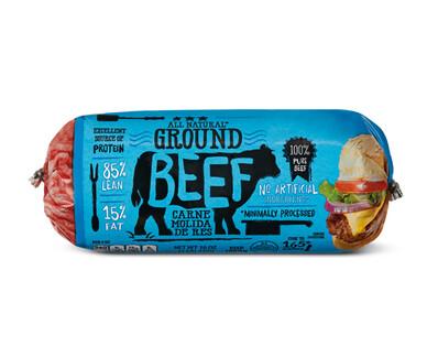85% Lean Ground Beef Chub
