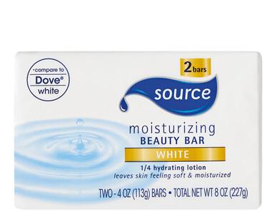 Source Moisturizing Beauty Bar