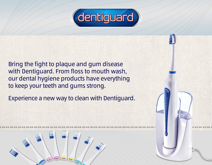 Dentiguard Dental Hygiene Products