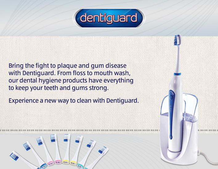 Dentiguard Dental Hygiene Products