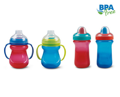 Little Journey 2-Pack Sippy Cups View 1