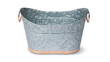 Crofton Galvanized Beverage Tub or Tray