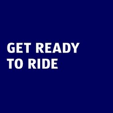 Get ready to ride