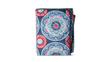 """Huntington Home 60"""" W x 70"""" L Quilted Picnic Blanket"""