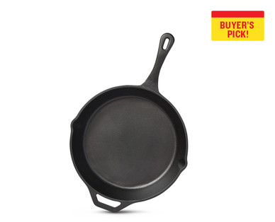 Crofton Cast Iron Skillet View 2