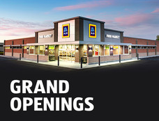 GRAND OPENINGS. Find a store near you.