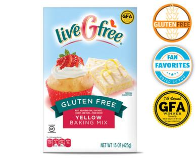 Gluten Free Yellow Baking Mix