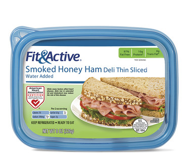 Fit and Active Smoked Honey Ham