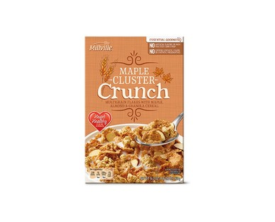 Millville Maple or Cranberry Cluster Crunch View 1