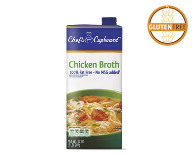 Chef's Cupboard Chicken Broth