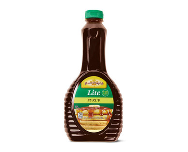 Aunt Maple's Lite Syrup