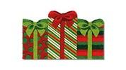 "Merry Moments 18"" x 30"" Holiday Coir Mat"