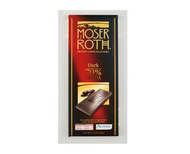 Moser Roth Dark 70% Cocoa