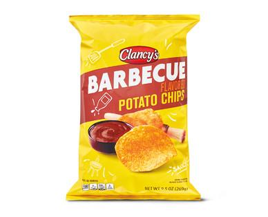Clancy's Barbacue Potato Chips