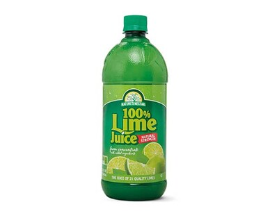Nature's Nectar Lime Juice