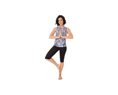 Crane Ladies Yoga Shirt View 4