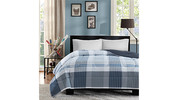 Huntington Home Twin/Twin XL or Full/Queen Reversible Comforter