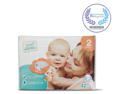Little Journey Size 2 Diapers