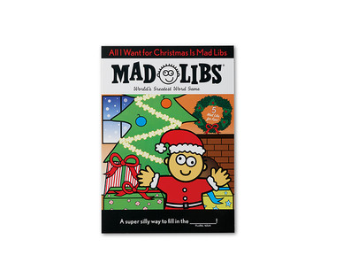 Penguin Large Mad Libs View 1