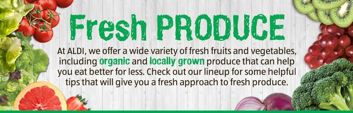 Fresh Produce Tips