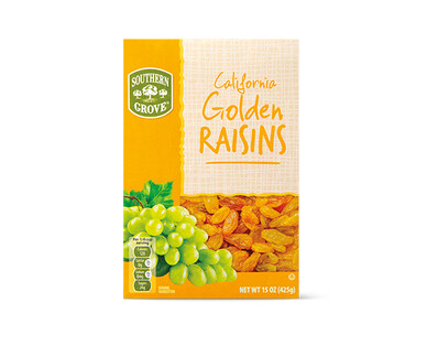 Southern Grove California Golden Raisins