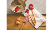Crofton Wood Baking Utensils