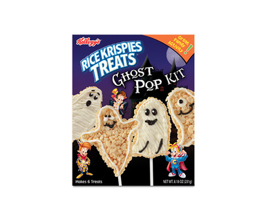 Kellogg's Rice Krispies Treat Kit View 3