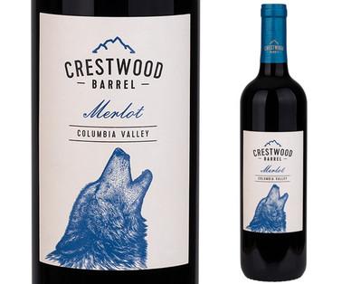 Crestwood Barrel Merlot