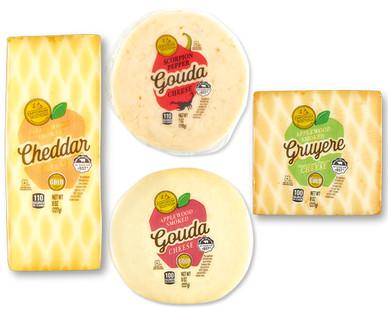 Emporium Selection Scorpion Gouda & Apple Smoked Cheese Assortment